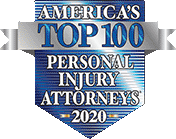America's Top 100 Personal Injury Attorney's 2020