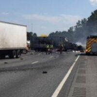 major truck accident